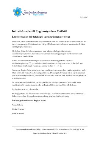 Initativärende om elevhälsan och vaccinering.pdf