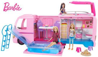 Barbie Super Abenteuer Camper