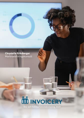 Invoicery Års- och hållbarhetsredovisning 2019