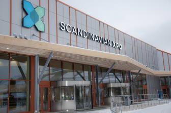 Huvudentré Scandinavian XPO