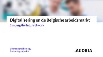 """""""Be the change"""": digitalisering zet de arbeidsmarkt op haar kop"""