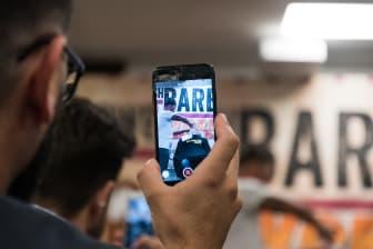 Live streaming av Swedish Barber Expo