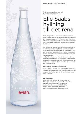 Elie Saabs hyllning till det rena