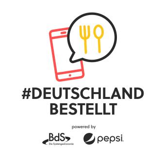 Logo #DeutschlandBestellt