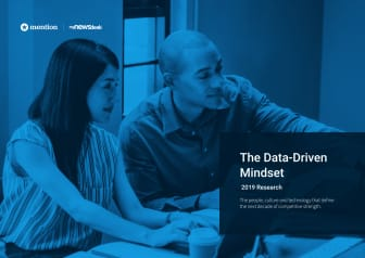 The Data Driven Mindset - Full report