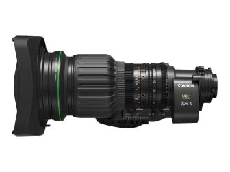 Canon CJ20ex5B LEFT SIDE