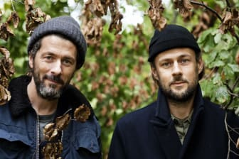 Mathias och Andreas Lindgren