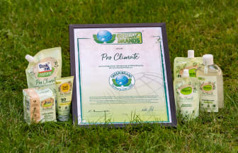 GREEN BRANDS: Pro Climate