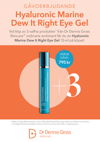 Dr Dennis Gross Dew It Right Eye Gel GWP