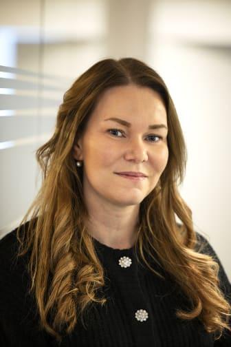 Anna Rosén, affärsutvecklare, Affärsområde Fastighetsförvaltning