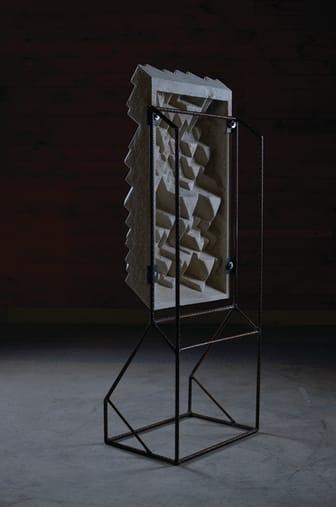 Concrete Cast in Ice - Vasily Sitnikov