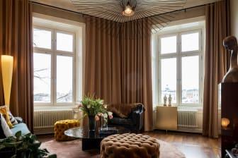Large King room at Lydmar Hotel