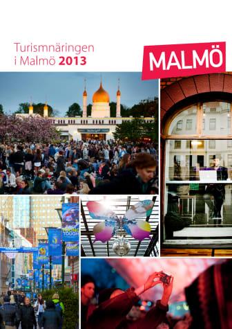 Turismnäringen i Malmö 2013