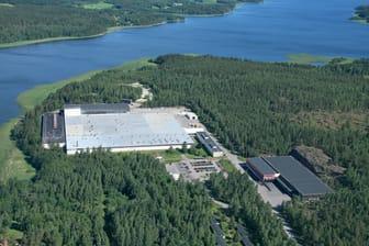 IDOn tehdas Tammisaaressa