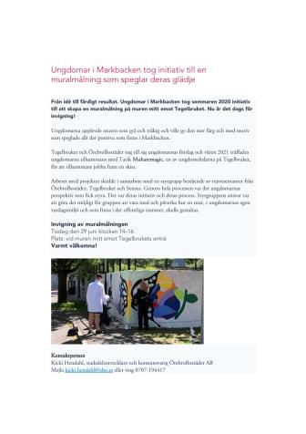 Ungdomar i Markbacken tog initiativ till en muralmålning.pdf