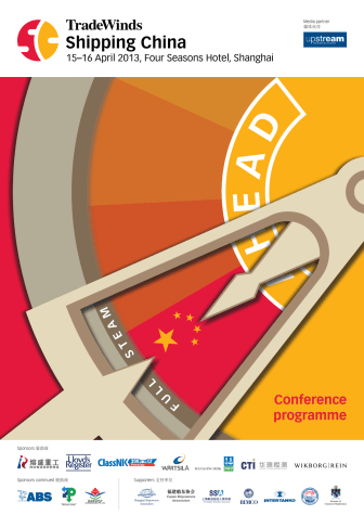 TradeWinds Shipping China 2013_Conference Programme