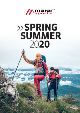 Maier Sports Workbook Frühjahr/Sommer 2020