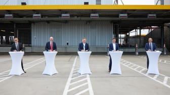 Lufthansa Cargo LCCevo Signing Ceremony RFS Stacker