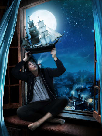 Teaterföreställningen Peter Pan