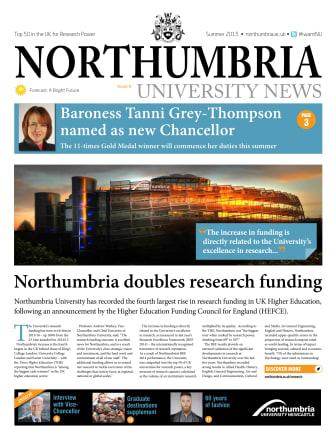 Northumbria University News Issue 6