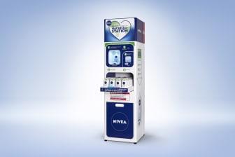 NIVEA Nachfüllstation neu bei dm