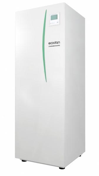 Next generation Ecodan luft til vann varmepumpe