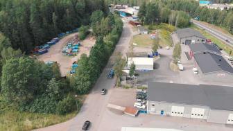 Jimmy kör tankbil med AdBlue® från Arom-dekor till kunder runt om i Sverige, häng med på en tur!