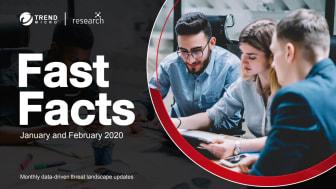 Fast Facts Jan-Feb 2020