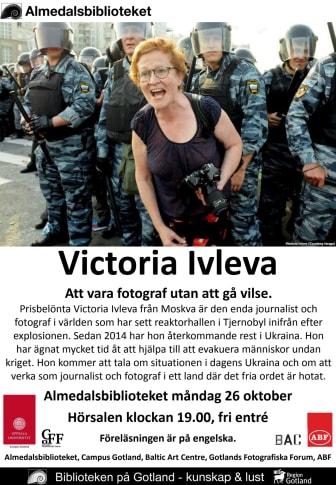 Affisch: Att vara fotograf utan att gå vilse