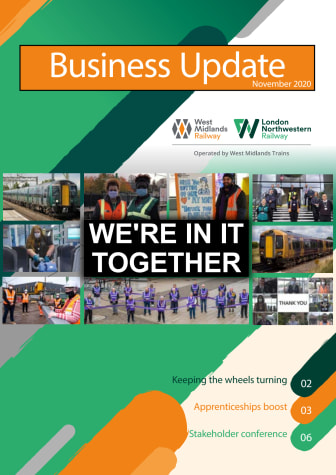 West Midlands Trains Business Update - November 2020