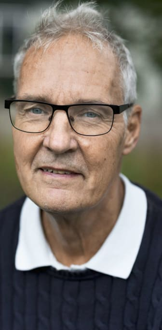 JOHAN HERLITZ, Johan Herlitz, professor och biträdande registerhållare för Svenska Hjärt-Lungräddningsregistret