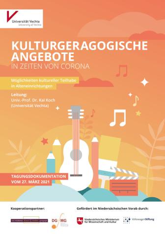 """Tagungsdokumentation: """"Kulturgeragogische Angebote in Zeiten von Corona"""""""