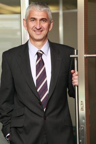 Dr Jonathan Broomberg, CEO, Discovery Health