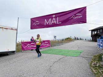 3. plass i 6 km løp