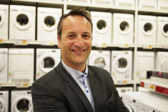 Jan A. Røsholm, adm. dir. Elektronikkbransjen