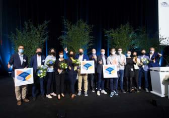 Nominierte und Preisträger des Preises der Deutschen Systemgastronomie