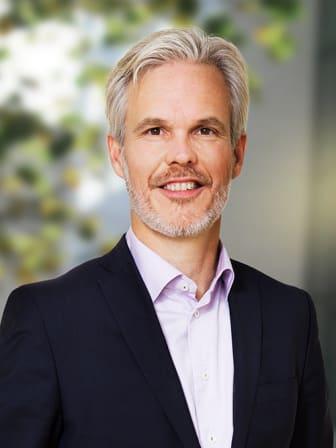 Fredrik Nordin, CEO