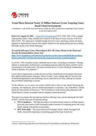 Trend Micro_PR_Linux report H1 2021.pdf