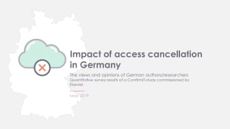 Study: Impact of Access Cancellation in Germany