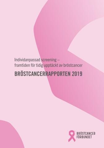 Bröstcancerrapporten 2019