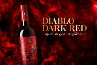 Diablo Dark Red- djevelsk god til sjokolade