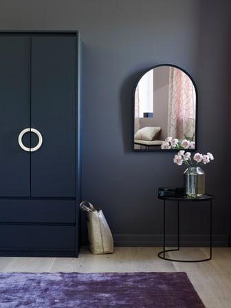 Speil fra Fargerike i Art Deco still