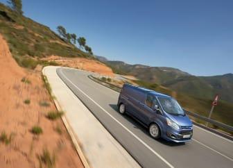 Nya, dynamiska Ford Transit Custom – en transportbil med mer elegans och funktionalitet, bild 2