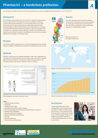 Läkemedelsakademins kurser på arabiska prisas internationellt