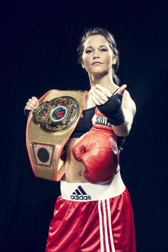 Marielle V Hansen - The Golden Girl Championship