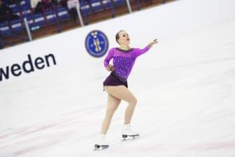 Matilda Algotsson 2015-2016 Friåkning