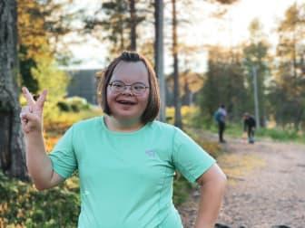 Maja Kuoljok - Face of Gällivare