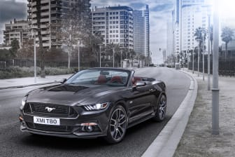 Nya Ford Mustang - bild8