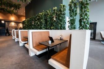 United Spaces lobby/café