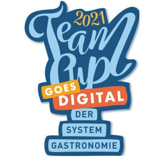 Teamcup der Systemgastronomie goes digital